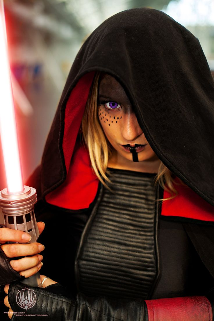 Darth Zannah, Sith Sorceress and Dark Lord of the Sith. Description from pinterest.com. I searched for this on bing.com/images