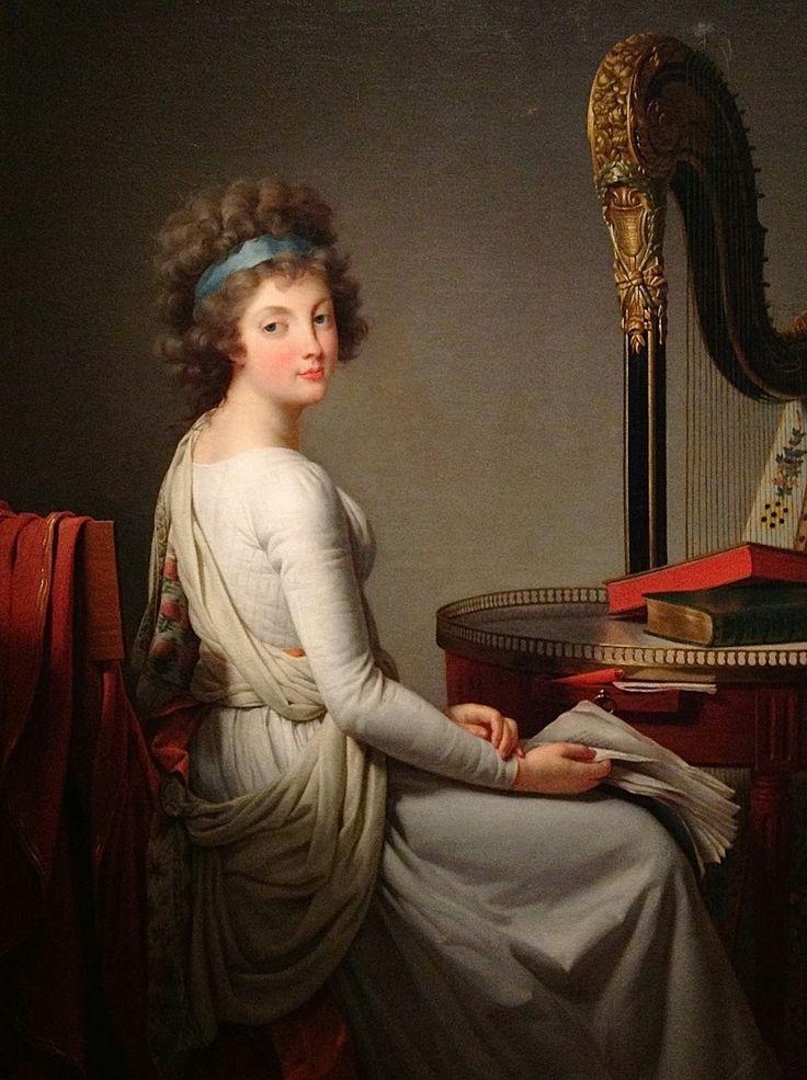 A portrait of Diane de la Vaupalière, Comtesse de Langeron