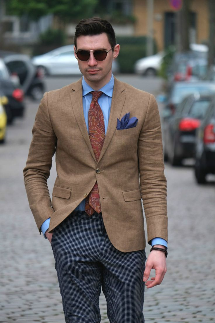 tie shirt jacket combinations - Google Search