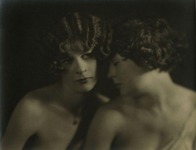 Elias Goldensky :: Head and Shoulders Study, ca. 1920