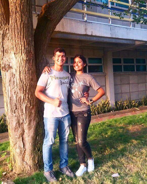 Hoy en el SuperHiperMegaGVN con @DianaVarela23!  Todos unidos como @CruBarranquilla !!