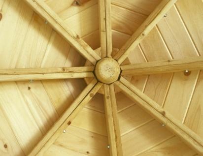 Best Inside Roof White Cedar Ceiling Treatments Cedar 400 x 300