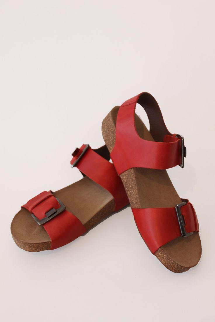 Lofina 'fodsengs'-sandal - SOMMER UDSALG