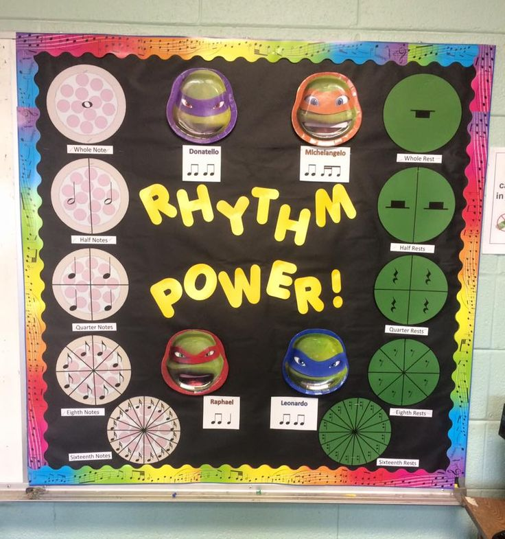 Classroom Decor Sites : Best music classroom bulletin boards images on