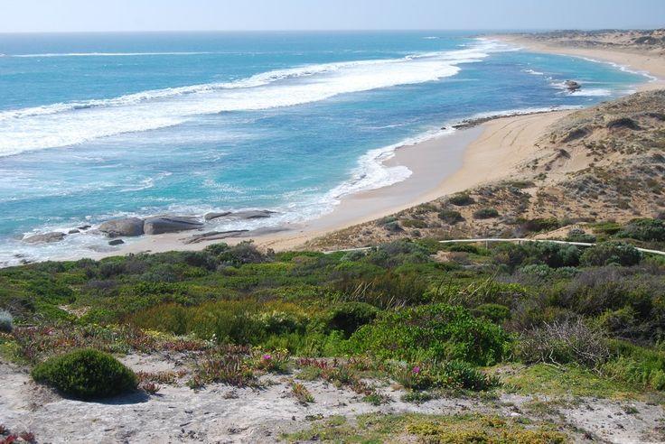 Browns Beach -  Innes NP