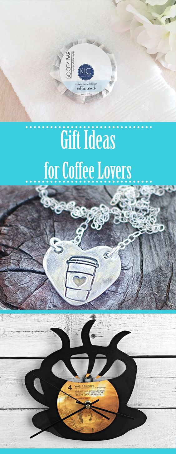 35+ Gift Ideas for Coffee Lovers