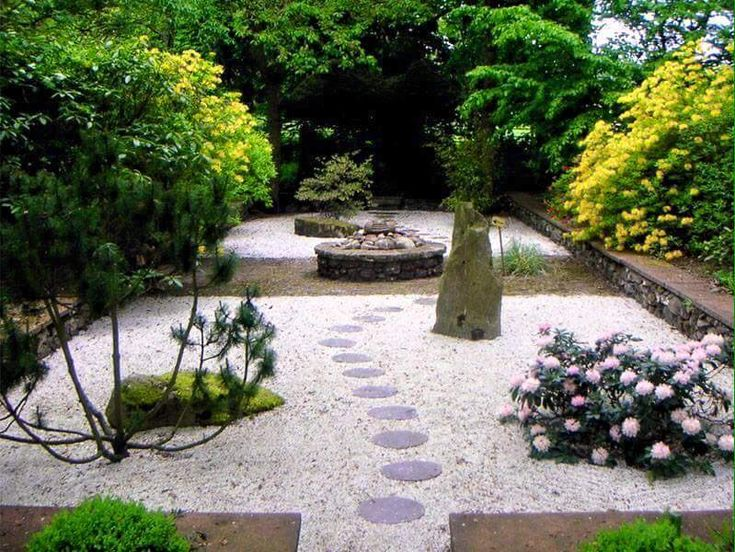 17 best ideas about jardines peque os con piedras on