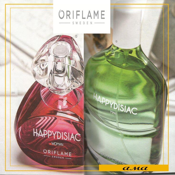 DIVERTIDA & ALEGRE . LA FELICIDAD EN UNA BOTELLA . Estimulante fusión de ingredientes frutales y amaderados, contagian a hombres y mujeres de la alegría por vivir. . #Oriflame #Oriflamer #Perfume #Fragrance #montero1263