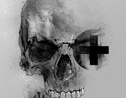 "Check out new work on my @Behance portfolio: ""Skull"" http://on.be.net/1ID37Bc"