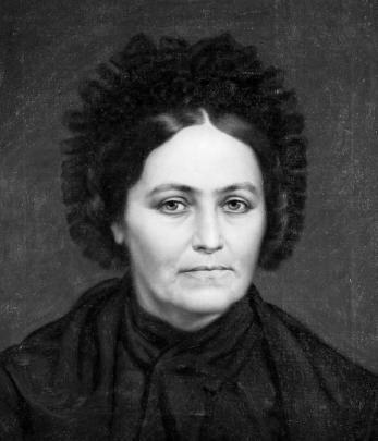 Mișu Popp - Portretul mamei pictorului
