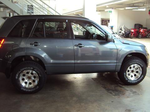 Revo Performance Pte Ltd — TOP-R lift kits - Suzuki Grand Vitara