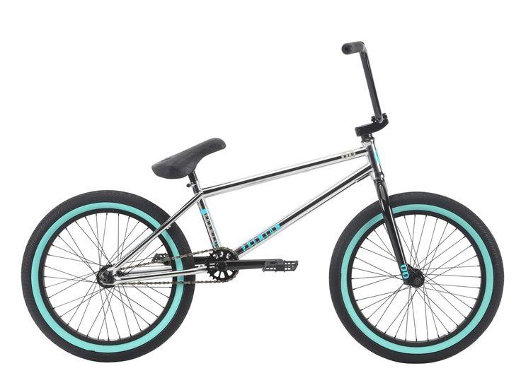 "Premium ""Subway"" 2018 BMX Bike - Chrome | kunstform BMX Shop & Mailorder - worldwide shipping"