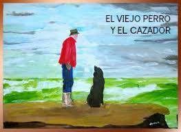CORTAS HISTORIAS CON MORALEJA: EL VIEJO PERRO Y EL CAZADOR!  ...  Respetemos siem...