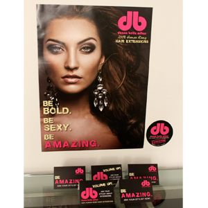 Marketing Kit | Donna Bella Hair Extensions