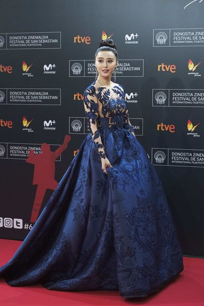 Fan Bingbing in Zuhair Murad
