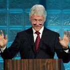 Community colleges operate the way America should, former President Bill Clinton said at the Cuyahoga Community College Presidential Scholarship luncheon.
