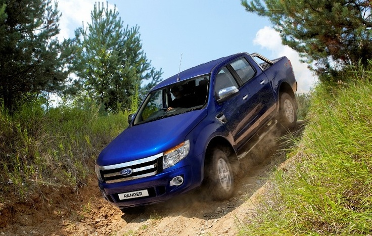 The Ford Ranger has won the 2013 Pick-Up of the Year Award from Total 4x4 magazine taking the vehicle's award tally to eight in 12 months.