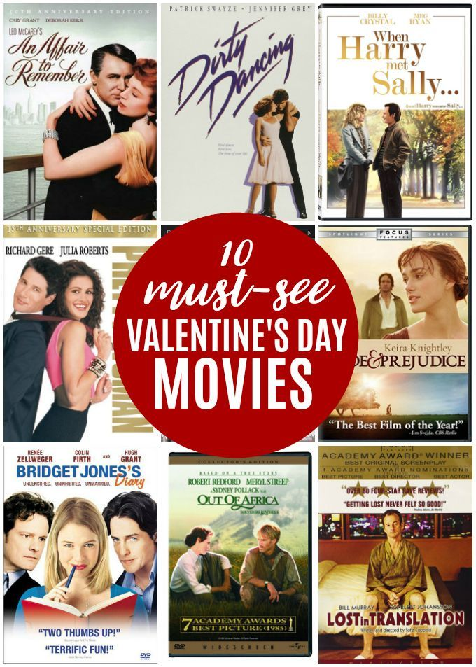 Must See This Film Could Help You >> 10 Must See Valentine S Day Movies Valentine S Day