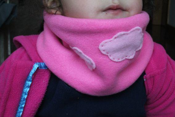 Chica Perika: La bufanda mágica/Cómo hacer un cuello de polar   Recetas   Costura   Manualidades   Tutoriales
