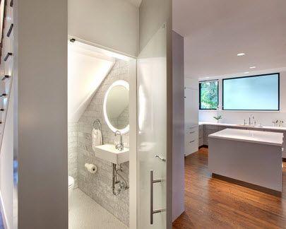 Más de 1000 ideas sobre planos de baños pequeños en pinterest ...