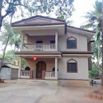 Jumels Guest House in Goa