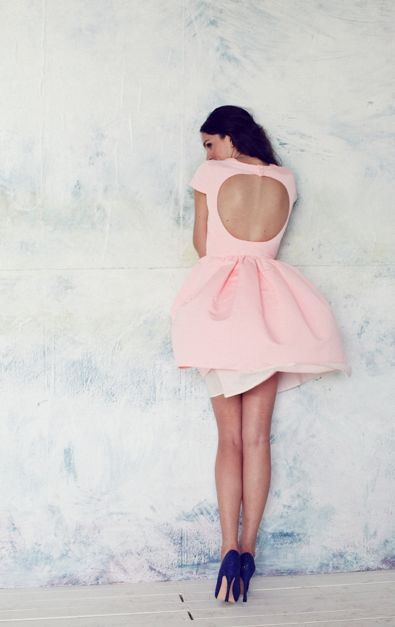 bridesmaid...Cap Cana Dress // major cuteness