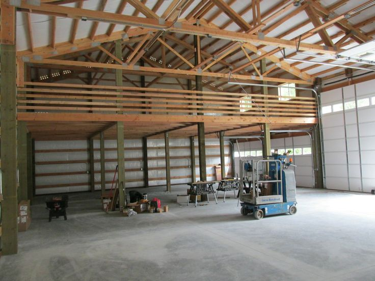 Pole Barn Interior Ideas Home Design Ideas