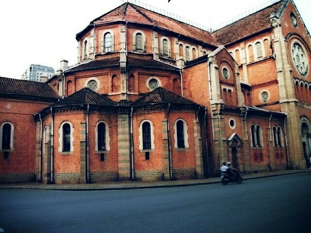 Catedral, vietnam