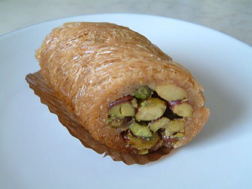 Burma-arabic sweet
