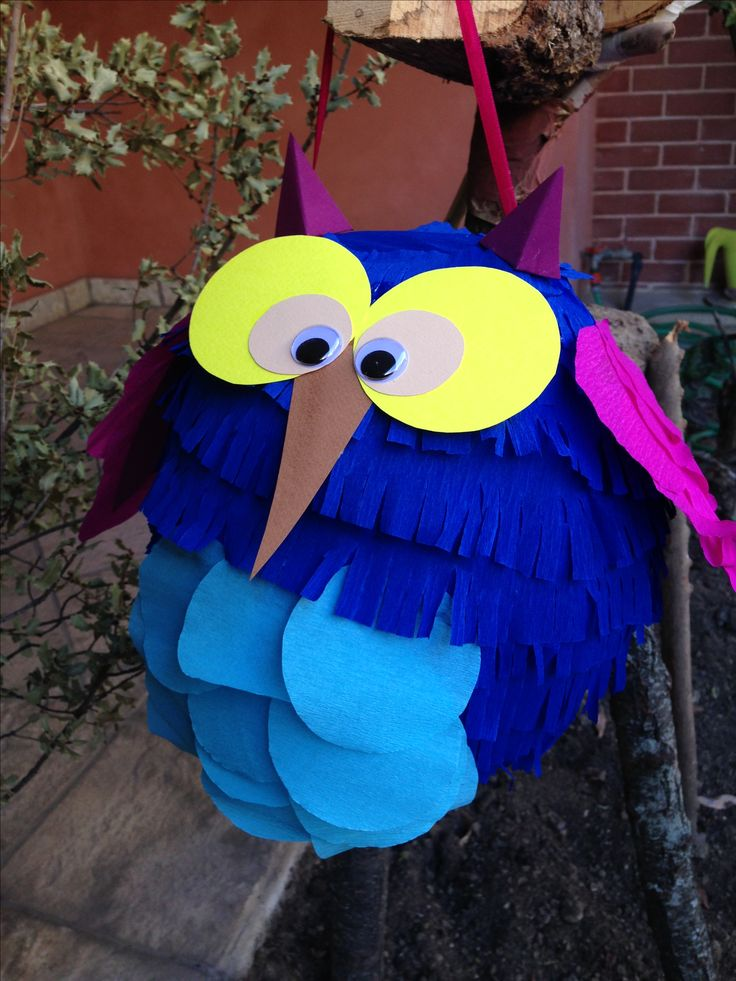 Owl piniata