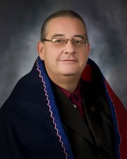 Scott N. BigHorse, Assistant Principal Chief, Osage Nation: Part of the interview series Meet Native America, NMAI invites tribal leaders, cultural figures, & other interesting & accomplished Native individuals to introduce themselves & say a little about their lives & work.  —Dennis Zotigh, NMAI