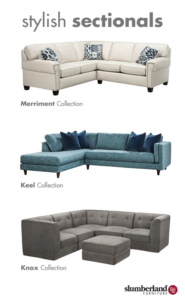 Stylish Sectionals Living Room Sets Living Room Sectional Sofa