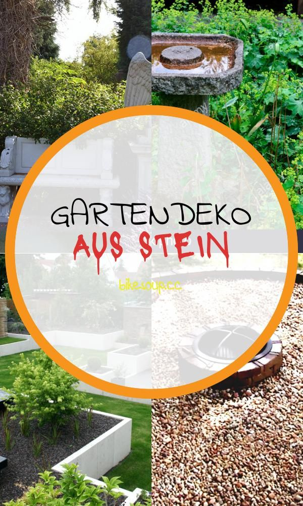 25 Inspirierend Gartendeko Aus Stein Garten Deko Grillplatz Im Garten Gartendeko Figuren