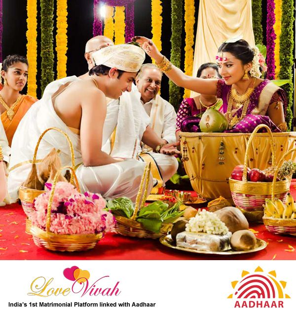 #Andhra Pradesh #Weddings Sacred & Colorful Rituals - #LoveVivah #AadhaarVerified #MatrimonialSite