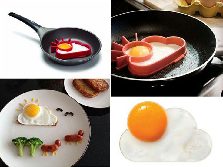 Sunny Side Up Egg Shaper