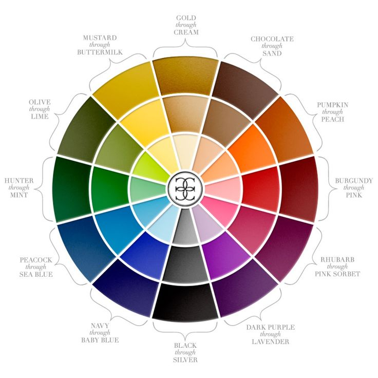 22 Best Color Wheel Images On Pinterest