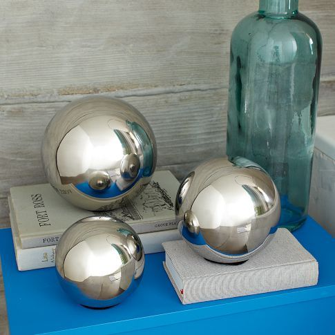 wooden balls looking glass spray paint. Black Bedroom Furniture Sets. Home Design Ideas