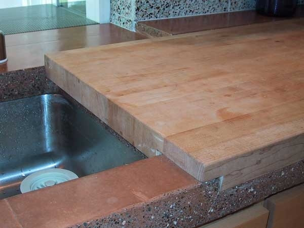 Laundry Countertop Materials : ... would be a lot cheaper than other materials. Woodworking Pinterest