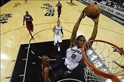 The Spurs and Heat continue to prove that we don't really know anything about the NBA Finals