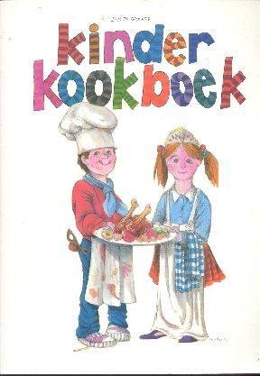 Graaf, Jan de - Kinderkookboek. Voor deleeftijd vanaf 7-8 jaar, om fijn zelf te kokkerellen. | Jeugd/kinderboeken | boekenkastaanvullen