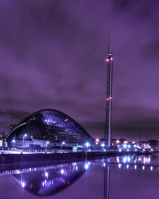 River Clyde - Glasgow Scotland. It was here that my husband asked to marry me. Yes!!!!!!