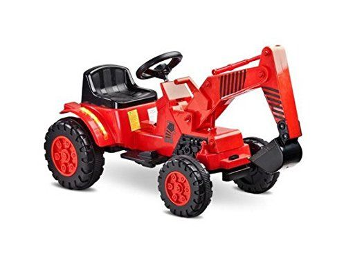 Kindermotorrad Kinderauto Kinderelektromotorrad Kinderfahrzeug Traktor Bagger 6V