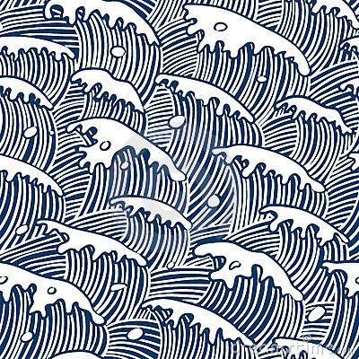 vagues japonaises