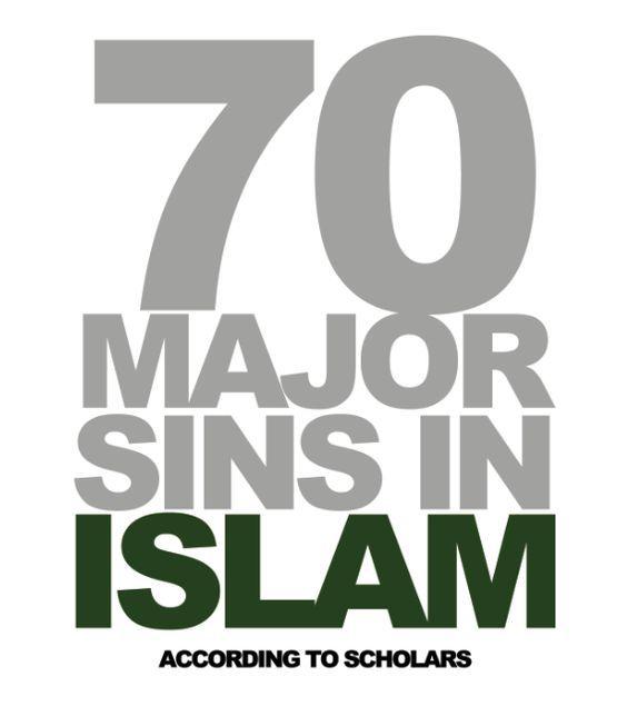 70 MAJOR SİNS İN İSLAM - #alhamdulillahforeverything #alhamdulillah #TheProphetMuhammad #Heart #Love #Halal #Haram #TurntoAllah #Quran #Akhirah #Iman #Sahaba (رضي الله عنه) #Musalla #Ruglife #LoveyourLord #Deen #Allah (ﷻ) #Muhammad (ﷺ) #Dawah #Muslim #Salah #Dunya #Repent #Iman #Islam #Muslimah #Hijab #Beard #Quran #Sunnah #Quote #hadith #hadeeth #quran #coran #koran #kuran #corán #hadis #kuranıkerim #salavat #dua #islam #muslim #muslima #muslimah #müslüman #sunnah #ALLAH #HzMuhammed (S.A.V)…
