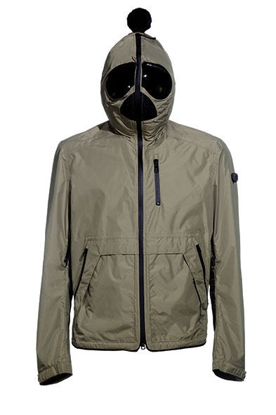 AI Riders On The Storm Jacket for Man #airiders | CCM206  NYLON/POLY SNOW - 60% NYLON 30% POLYESTER