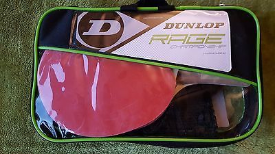 Dunlop rage #championship #table #tennis set for 2 players,  View more on the LINK: 	http://www.zeppy.io/product/gb/2/182393766100/