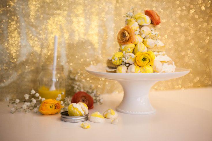 Recette du layer cake au lemon curd | Sunday Time