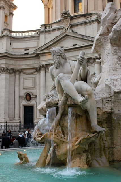 Piazza Navona Rome #TuscanyAgriturismoGiratola