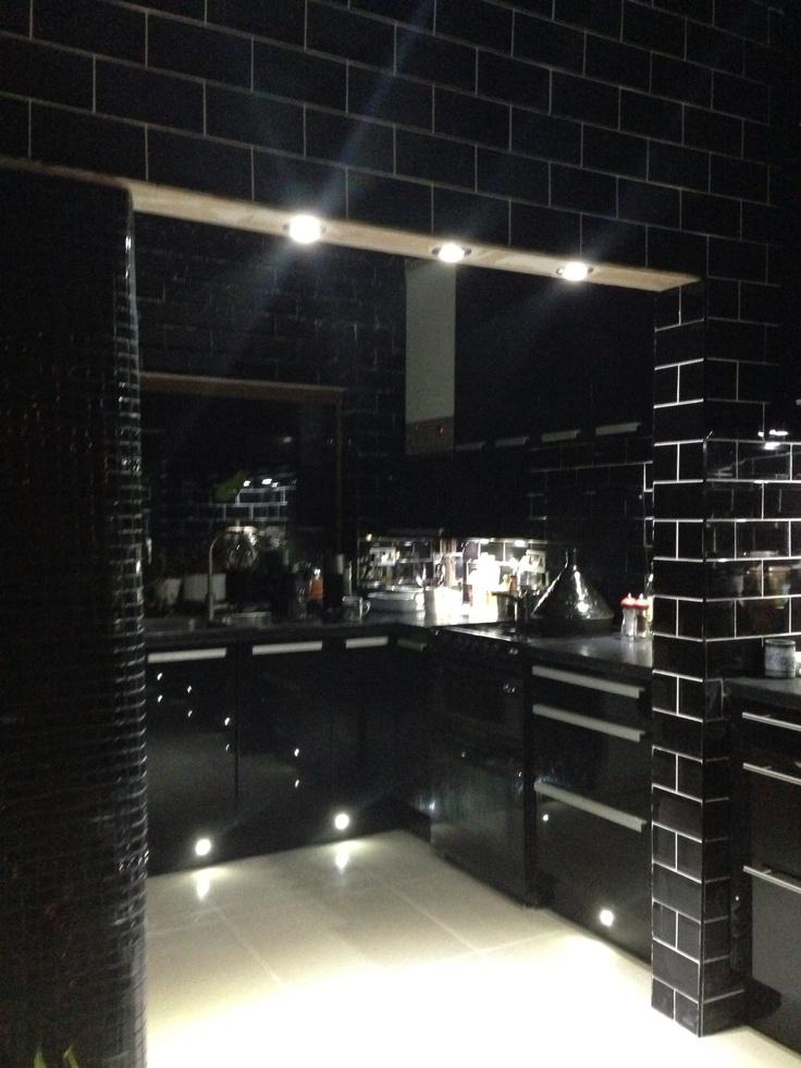 Dark Kitchen At Night 148 best gothic, medieval & dark kitchens images on pinterest