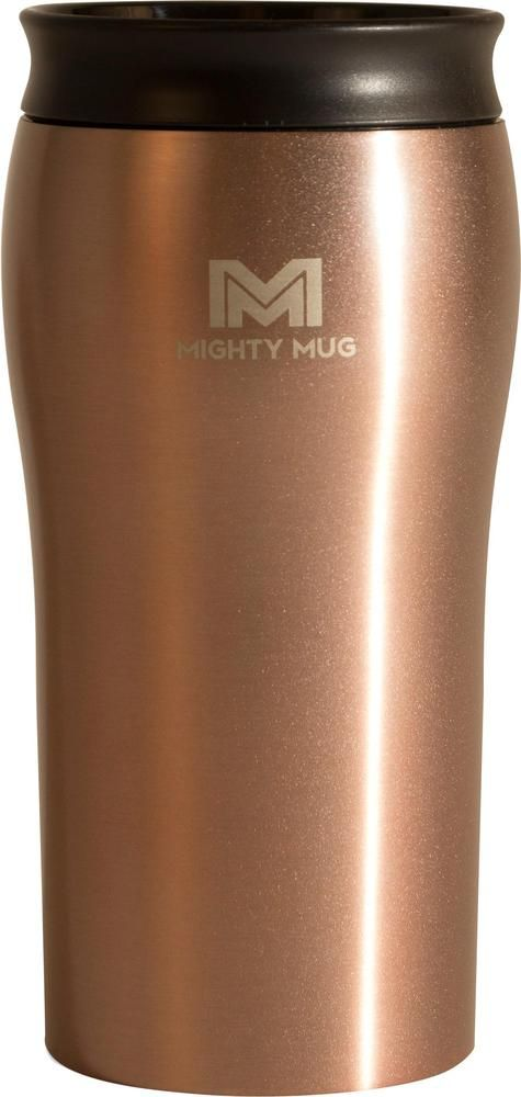 Mighty Mug - Go 12.5-Oz. Thermal Cup - Rose gold
